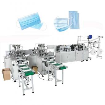 3ply Face Mask Making Machine
