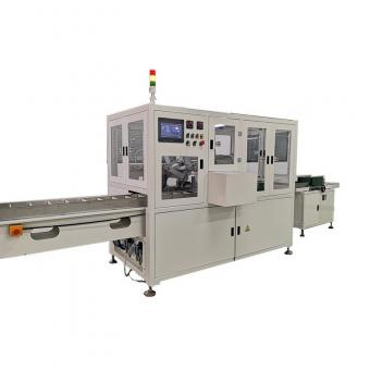 Tissue Napkin Box Packing Machine